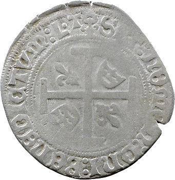 Louis XII, douzain de Provence, 2e type, Tarascon