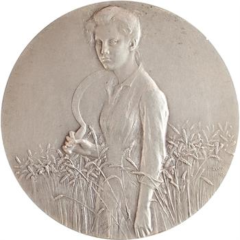 Dampt (J.) : La moisson, 1904 Paris, SAMF N° 40