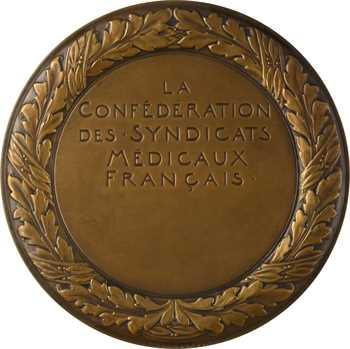 Mouroux (A.) : Confédération des syndicats médicaux français, s.d