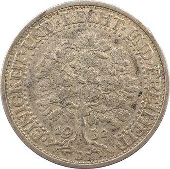 Allemagne (Empire d'), 5 reichsmark, 1932 Munich