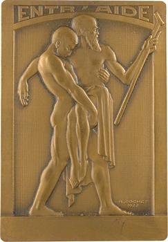 Cochet (R.) : Entr'aide, par Cochet, s.d. Paris
