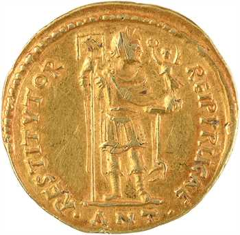 Valens, solidus, Antioche, 364-367