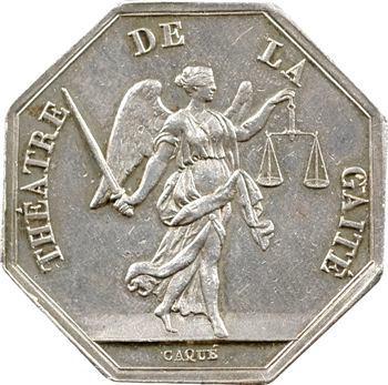 Second Empire, théâtre de la Gaité, s.d