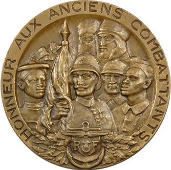 Exposition coloniale de Paris 1931, honneur aux anciens combattants