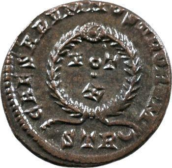 Constantin II, nummus, Trèves, 323-324
