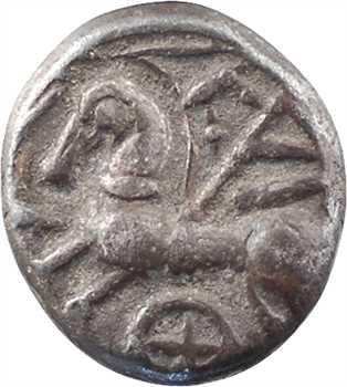 Lingons, denier KALETEDOY, type à la roue au monogramme, c.80-50 av. J.-C