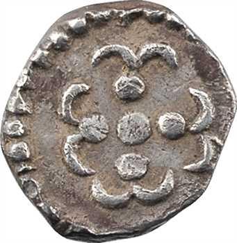 Aquitaine, Bourges ou Poitiers, denier, c.700-750