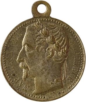 Second Empire, proclamation de l'Empereur le 2 décembre, 1852 Paris
