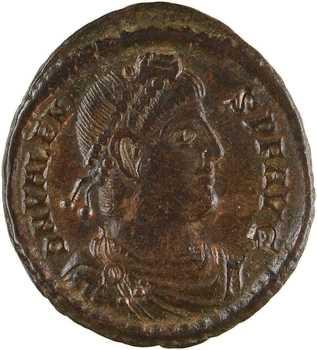 Valens, nummus, Siscia, 364-367