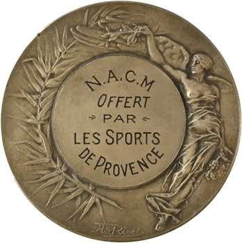 Bottée (L.) : Récompense sportive, 1899 Paris