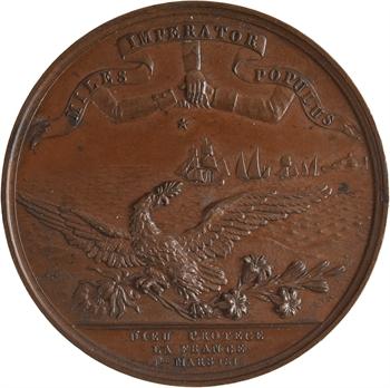 Les Cent-Jours, retour de Napoléon de l'île d'Elbe le 1er mars 1815, 1815 Paris