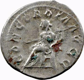 Otacilia Severa, antoninien, Rome, 247