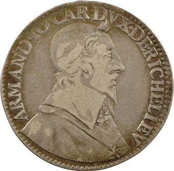 Poitou, A.-J. du Plessis, cardinal et duc de Richelieu, 1638