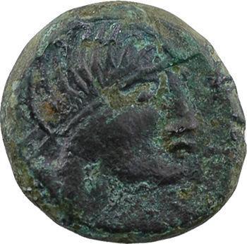 Vendée, bronze à la tête casquée et au cavalier, Ier s. av. J.-C