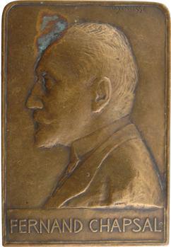 Yencesse (O.) : Fernand Chapsal, ville de Saintes, 1920 Paris