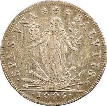 Bourgogne (États de), 1645
