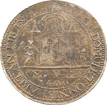 Pays-Bas méridionaux, Brabant, Malines, jeton pour l'église de Malines, s.d