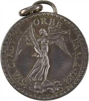 Charles IX, la Renommée, 1568 : Porte-clés, refrappe moderne [20e siècle]