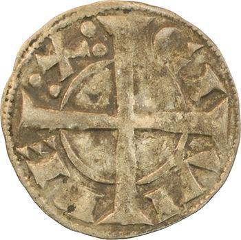 Marches d'Espagne, Barcelone (comté de), Anonymes, denier, c.1076-1196