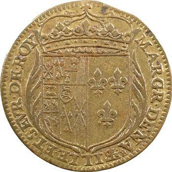 Béarn-Navarre, Marguerite de Navarre, 1586