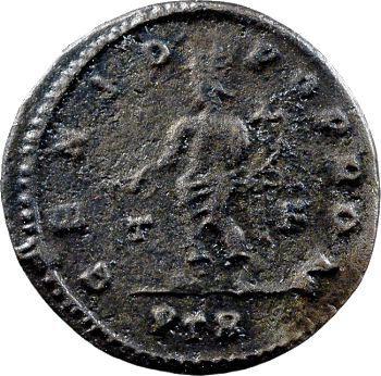 Maximin II, follis, Trèves, 310-313