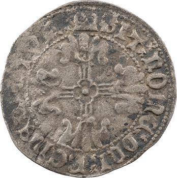 Bourgogne (duché de), Charles le Téméraire, grand blanc au briquet, 2e type