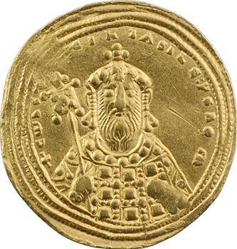 Constantin VIII, histamenon nomisma, Constantinople, 1025-1028