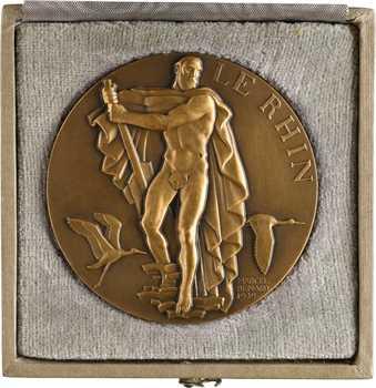 Renard (M.) : le Rhône et le Rhin, 1939 Paris