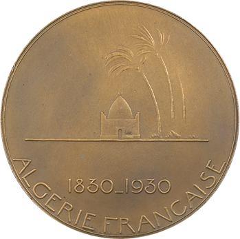 Algérie, Centenaire de l'Algérie, par P.-M. Poisson, 1930 Paris