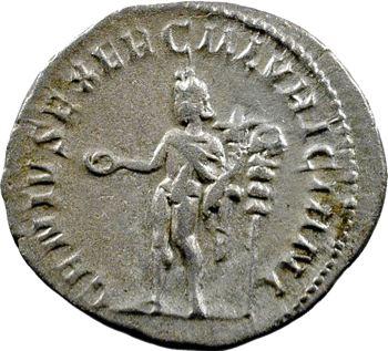 Trajan Dèce, antoninien, Rome, 249