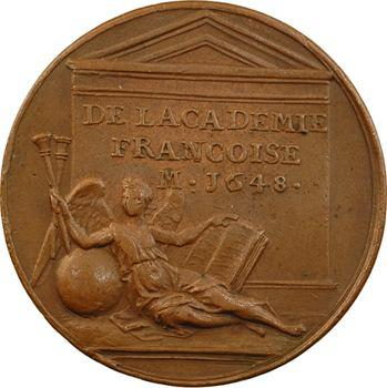 Vincent Voiture, médaille par J. Dassier