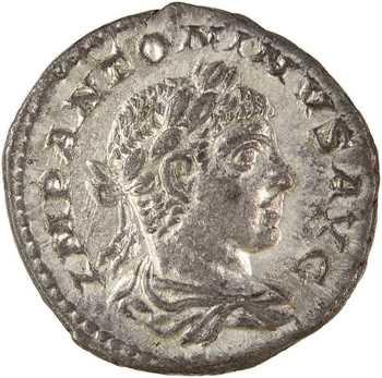 Élagabale, denier, Rome, 219
