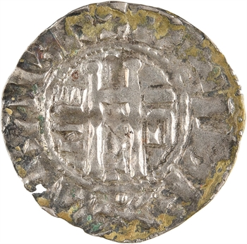 Orléans (Vicomté d'), denier, anonymes, c.1025-1040