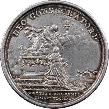 Louis XVI, Sacre du Roi à Reims, 1775
