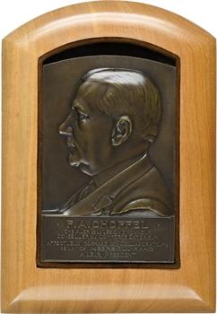 Davin (A.) : Flavien Choffel (Cie Ingersool-Rand), 1928
