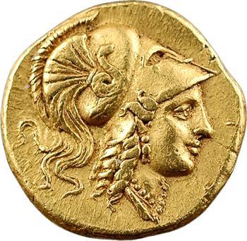 Macédoine, Alexandre le Grand, statère, Amphipolis, c.330-320 av. J.-C.