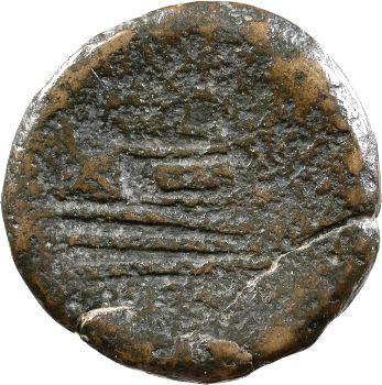 Anonyme, as frappé, Rome, c.211-206 av. J.-C.