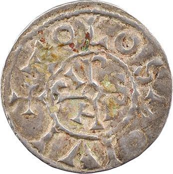 Pépin I ou II d'Aquitaine, denier, Toulouse
