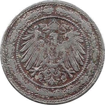 Allemagne (Empire d'), 20 pfennig, 1890 Karlsruhe
