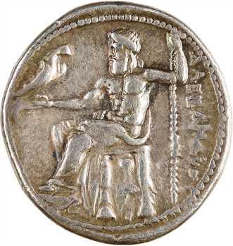 Macédoine, Alexandre le Grand, drachme, Lampsaque ?, c.323-317 av. J.-C