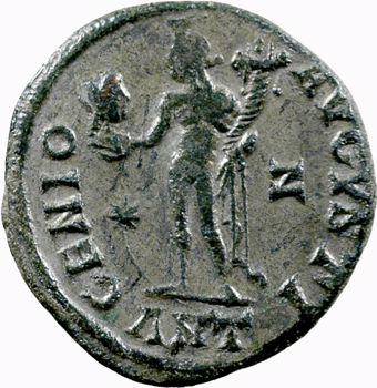 Maximin II, follis ou nummus, Antioche, 312