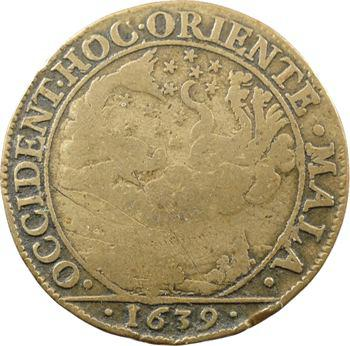 Bourgogne (États de), jeton, 1639