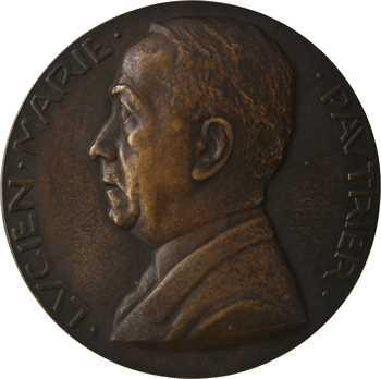 Pommier (A.) : Lucien-Marie Pautrier, école de dermatologie de Strasbourg, fonte, 1919-1939