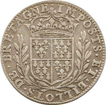 Bretagne (États de), les impôts et les billots, 1641