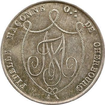 Orient de Cherbourg, loge la Fidèle maçonne, 5816 (1816) Paris