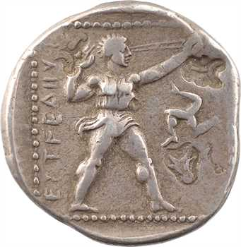 Pamphylie, Aspendos, statère, 370-333 av. J.-C