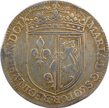 Marie Stuart, jeton comme reine d'Écosse, 1579 Paris