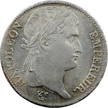Premier Empire, 5 francs Empire, 1812 Limoges