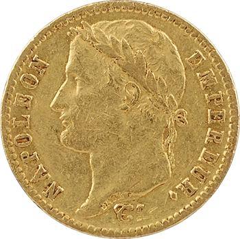 Premier Empire, 20 Francs Empire, 1813 Paris