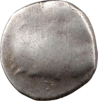 Volques Tectosages, drachme uniface, hybride entre cubiste et romanisé, c.121-52 av. J.-C.